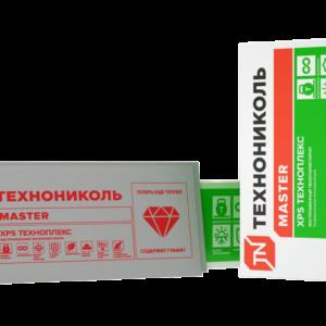 Пенополистирол ТЕХНОНИКОЛЬ ТЕХНОПЛЕКС 1180х580х100 мм L-кромка