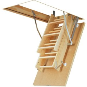 Складная чердачная лестница FAKRO LWS PLUS