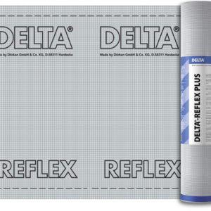 Delta: Отражающая пароизоляция REFLEX 75м2
