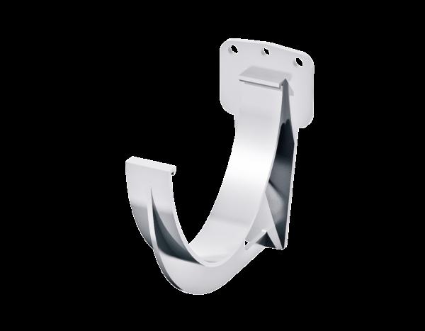 Кронштейн пластиковый — белый