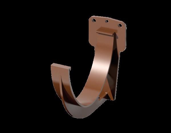Кронштейн пластиковый — коричневый