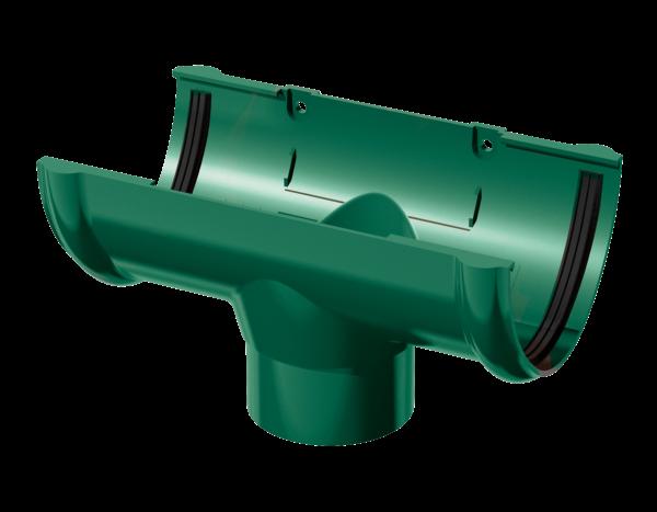 Водоприемная воронка-зеленая