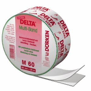 Delta: Скотч Multi-Band M60 25м 60мм