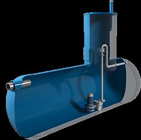 Очистные сооружения и системы перекачки всех типов сточных вод